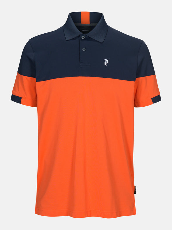 M Tech Block Polo