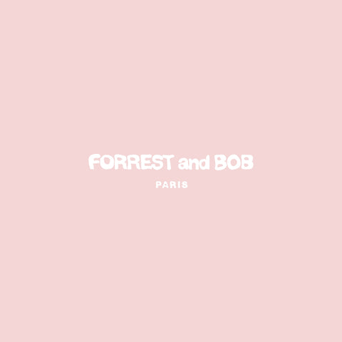 Hand Drawn Logo Tee - Print - FORREST and BOB