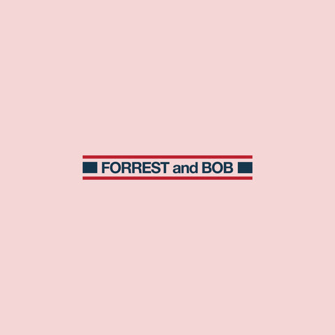 Limited Edition Logo - Print - FORREST and BOB
