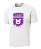 Courage League Performance Tee
