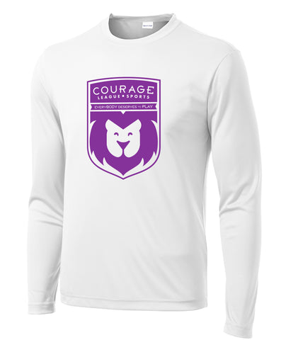Courage League Performance Long Sleeve