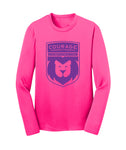 Courage League Youth Performance Long Sleeve