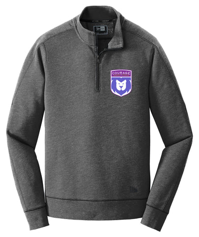CLS Shield New Era Fleece Pullover