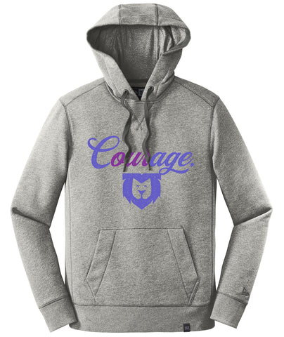 Our Courage New Era Pullover Sweatshirt