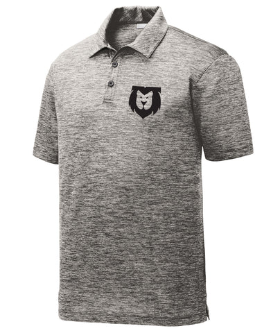 Lion Crest Charged Mens Polo