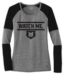 Watch Me Performance Ladies Long Sleeve