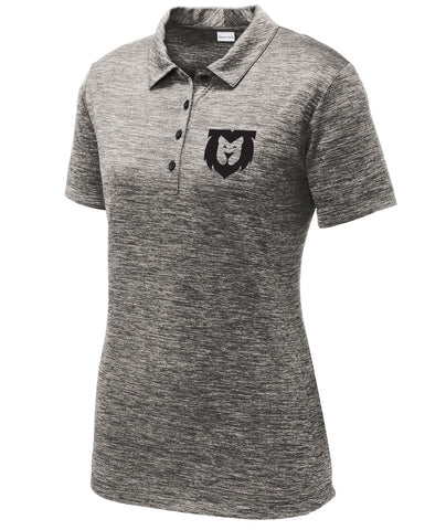Lion Crest Charged Womens Polo
