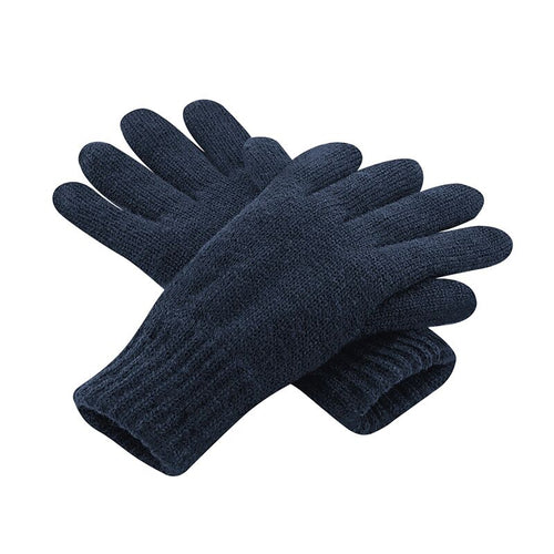 A & G Winter Thinsulate'TM' Gloves (3 Colours) Navy