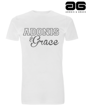 Load image into Gallery viewer, Adonis & Grace ''Long'' Graphic Tee