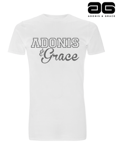 Adonis & Grace ''Long'' Graphic Tee