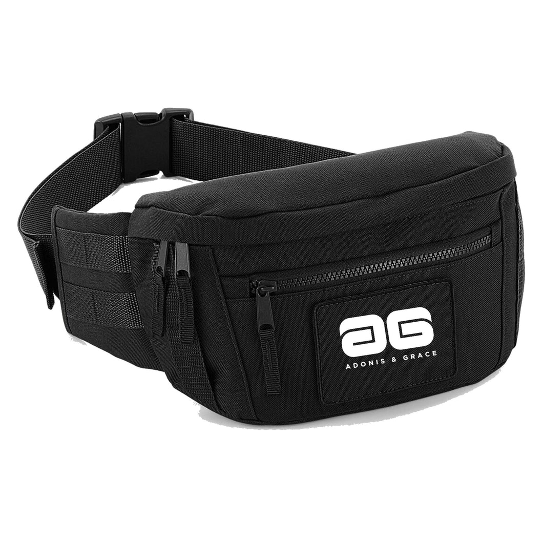 Adonis & Grace Molle Utility Military Waist Pack - BrandClearance