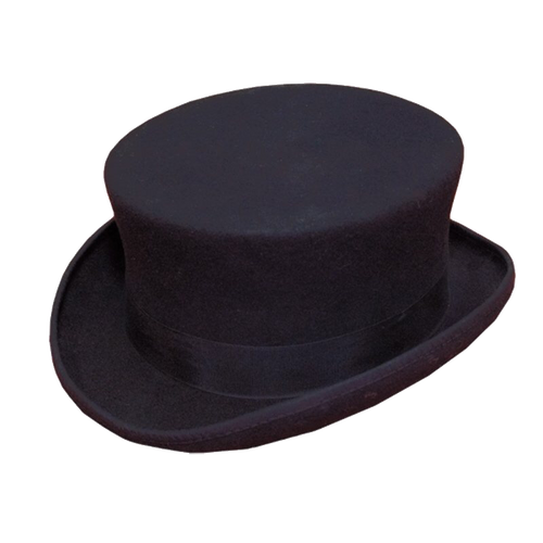 Adonis & Grace Dressage Equestrian Top Hat 100% Wool