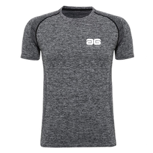 Load image into Gallery viewer, Adonis & Grace Seamless 3D Multi Fit Short Sleeve T-Shirt Grey