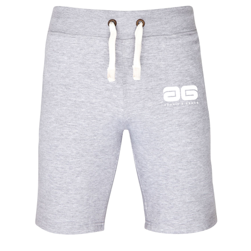 Adonis & Grace Original Campus Shorts Grey