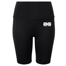 Load image into Gallery viewer, Adonis & Grace Womens Legging Shorts