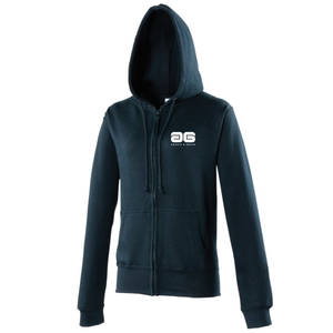 Adonis & Grace Womens Full Zip Hoody Navy