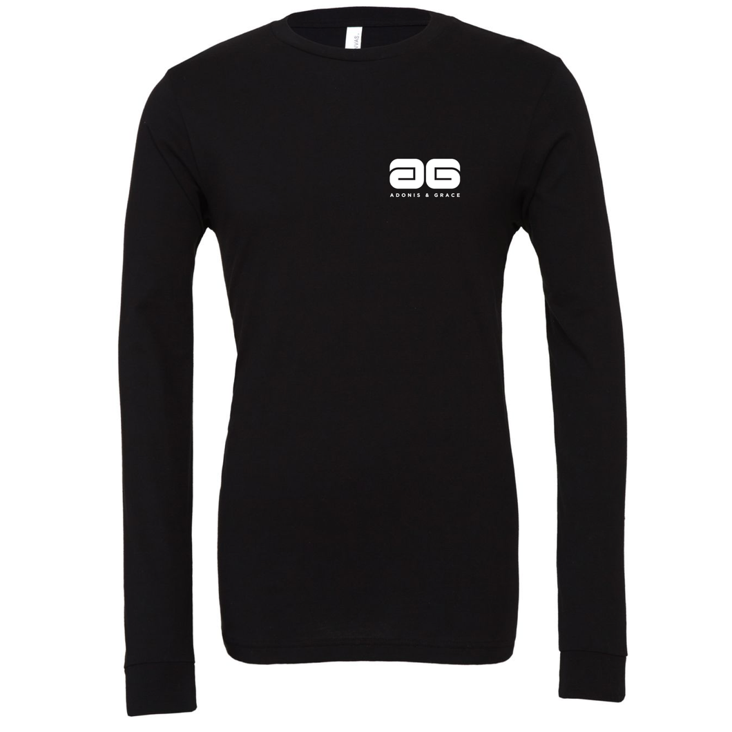 Adonis & Grace Summer Long Sleeve Jersey Black
