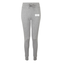 Load image into Gallery viewer, Adonis & Grace Fitted Slim Joggers Grey