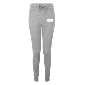 Adonis & Grace Fitted Slim Joggers Grey
