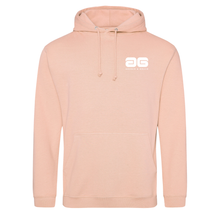 Load image into Gallery viewer, Adonis & Grace College Hoodie Original Fashion Peach