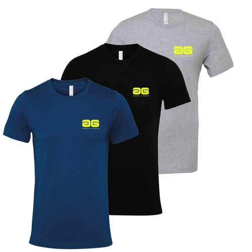 Adonis & Grace (3 Pack) Mens T-Shirts Mixed