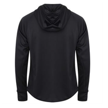 Load image into Gallery viewer, Adonis & Grace Reflective Gym Hoodie Black