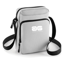Load image into Gallery viewer, Adonis & Grace Across Body Carry Bag Grey