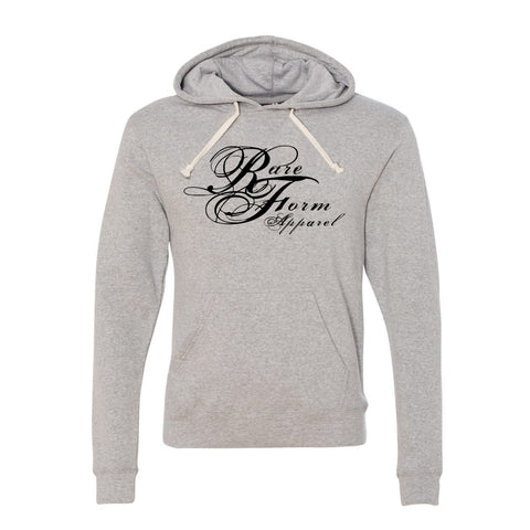 Light Grey Rare Form Hoodie