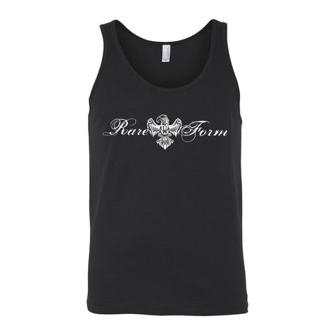Black Rare Form Eagle Logo Tank