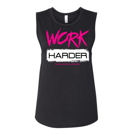 Work Harder Muscle Tank