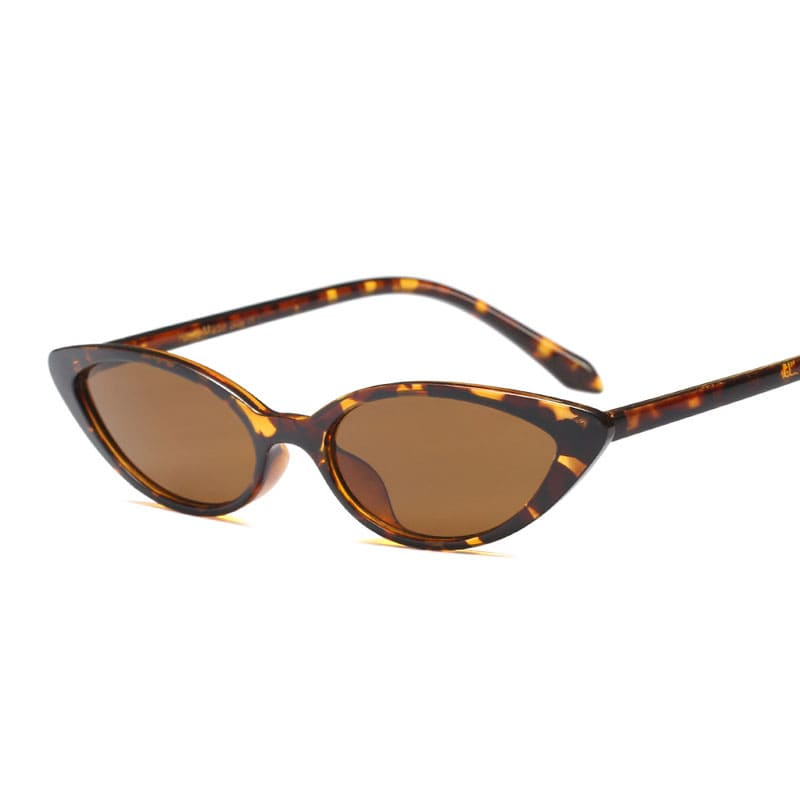 Alyssa Shades in Tortoiseshell - Violent Tinsel