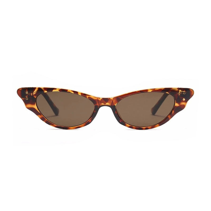 Olivia Shades in Tortoiseshell - Violent Tinsel
