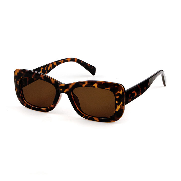 Poppy Shades in Tortoiseshell - Violent Tinsel