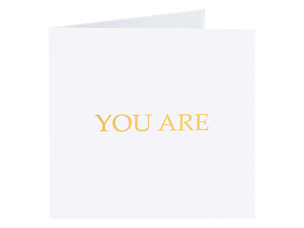 You're FIRE Pop Up Card