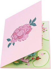 Happy Mother's Day Pop Up Card