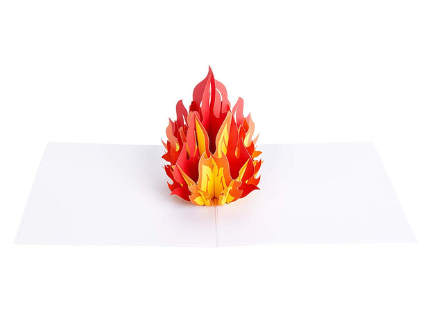 PopLife You're FIRE Pop Up Card for All Occasions