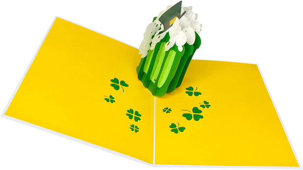 A Perfect Greeting Card for St. Patrick's Day Celebration