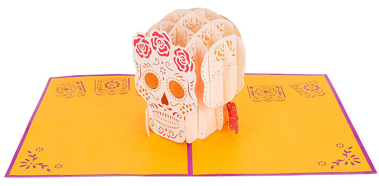 Halloween 3D greeting card