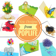 New designs from PopLife