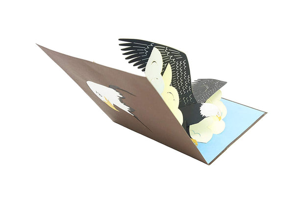 Eagle Bird Pop Up Card