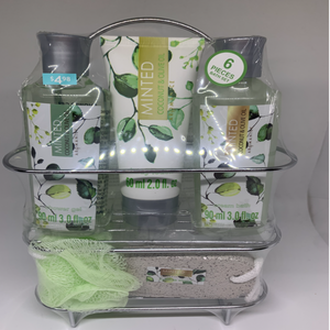 Bath Set 6 piece