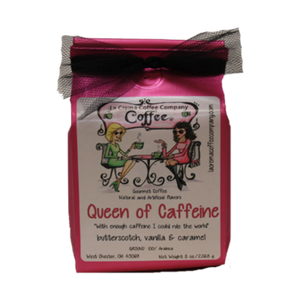 La Creama 8 oz Coffee-Flavored