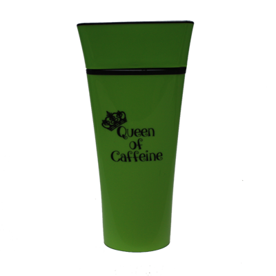 Queen of Caffeine Travel Mug