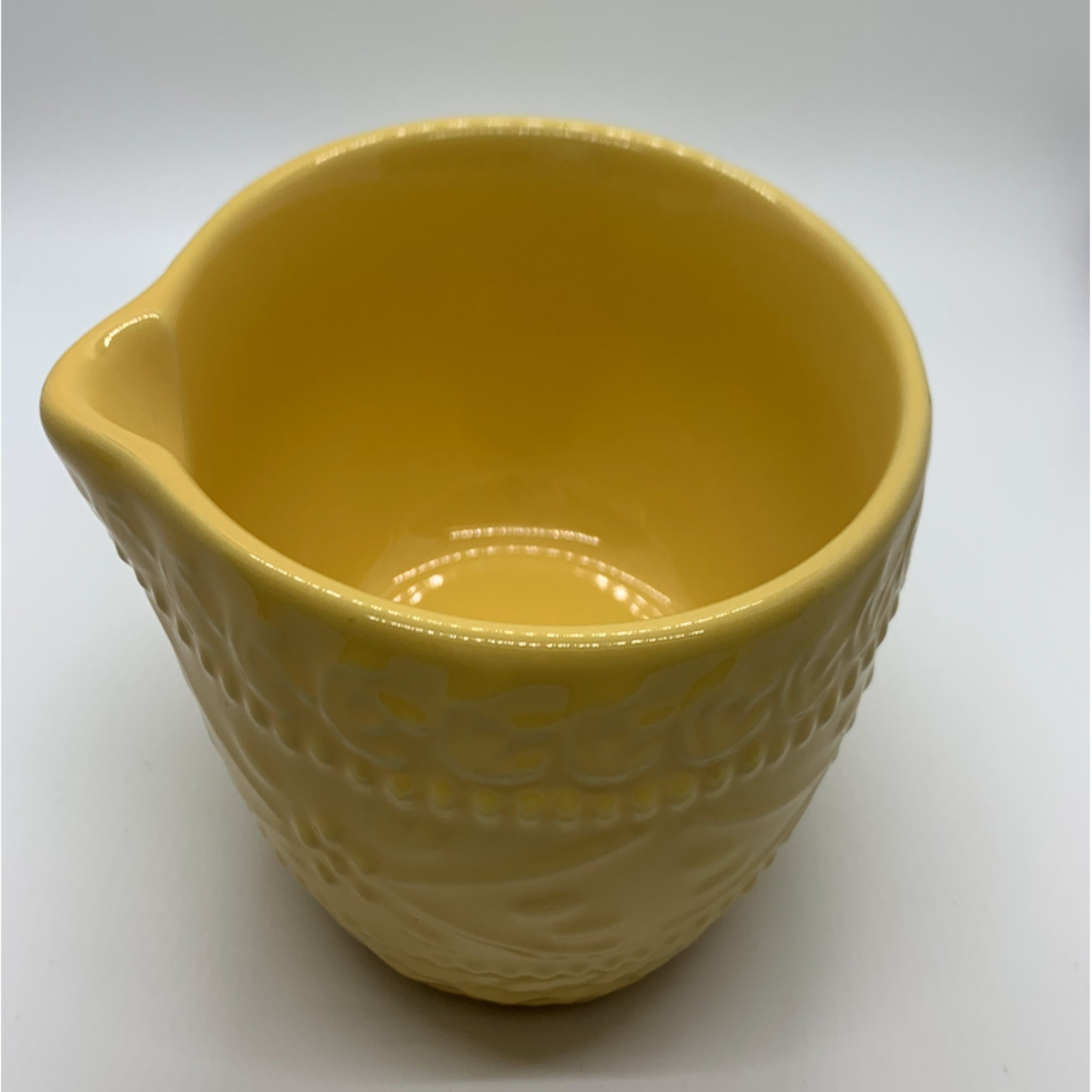 Yellow Serving Dishes with Trivets, Lids & Iron Serving Stands