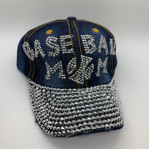 Bling Baseball Style Caps Hats