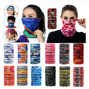 Breathable Seamless Bandanas Mask