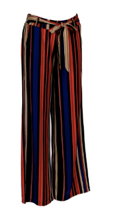 Pants High Waist Wide Leg by Kaleidoscope