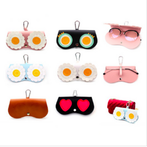 Leather Sunglass Case Protector