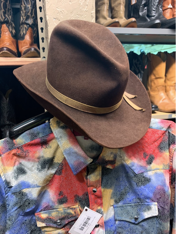 Cowboy Hats ~ Used
