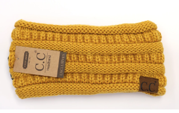 CC Headband Ribbed